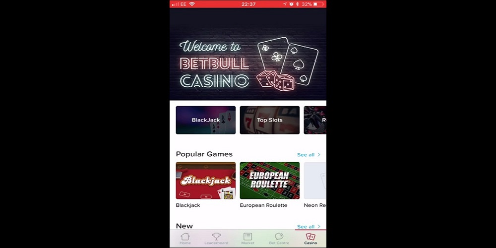 BetBull Casino