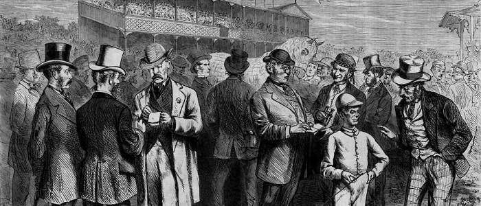 History of Betting