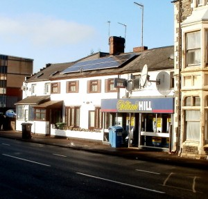 William Hill, Ely, Cardiff