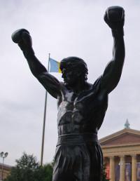 rocky-statue