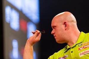 Daily Darts Friday December 22: MVG Returns to the Oche