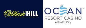 William Hill Partner with Ocean Resort Casino