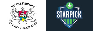 Gloucester Cricket to Benefit from StarPick Sponsorship