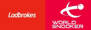 Ladbrokes Announces Snooker Sponsorship Treble