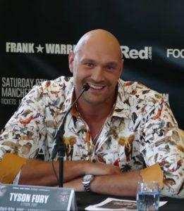 BetFred Secures Huge Sponsorship of Fury v Wilder Rematch